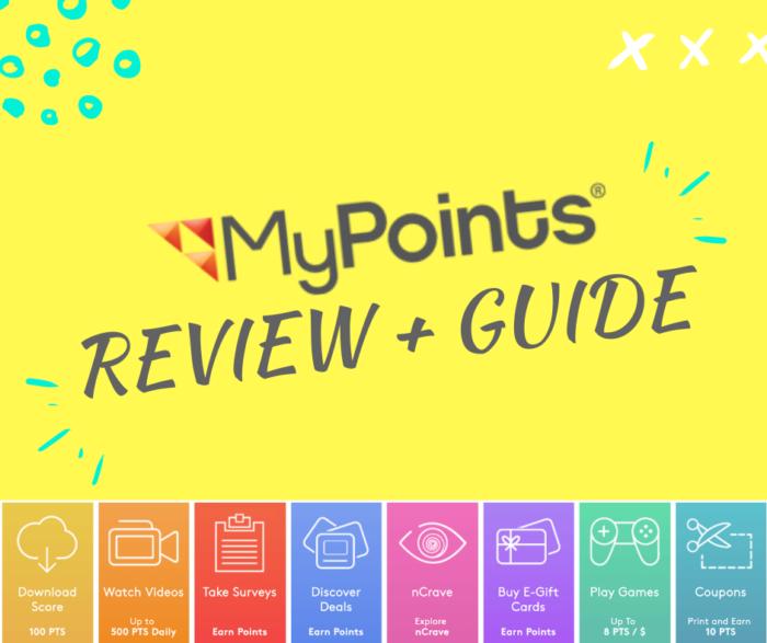 Приложение MyPoints