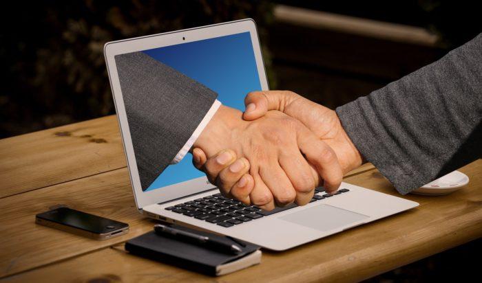 Партнерство через интернет