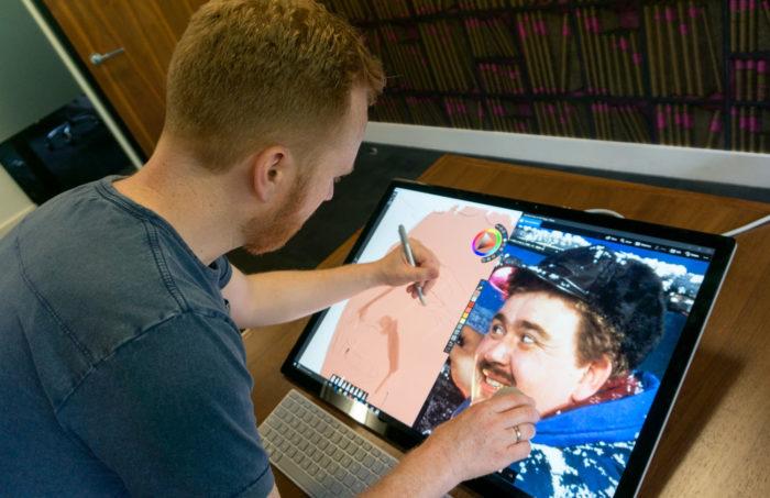 Цифровой художник