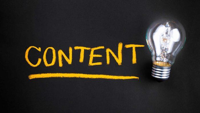 Перераспределение контента