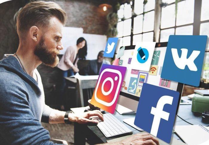 Контент в соцсетях