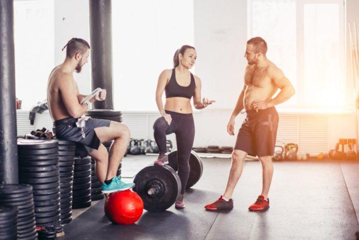 Тренеры по фитнесу