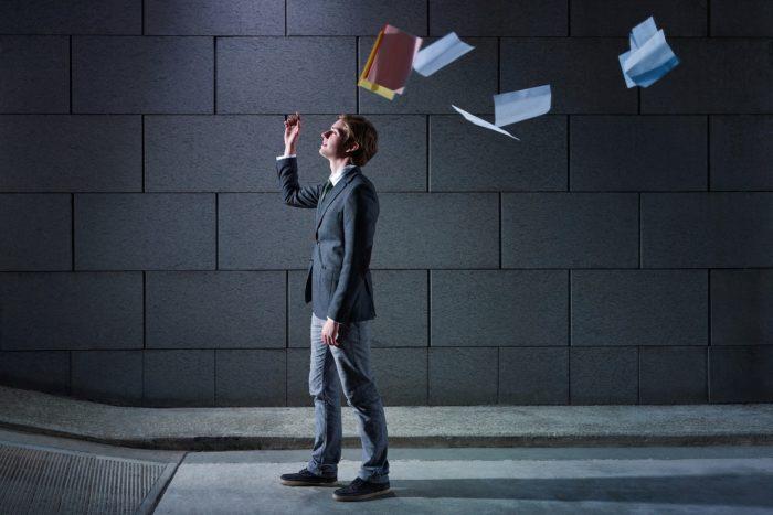 Почему не каждый решается кинуть работу