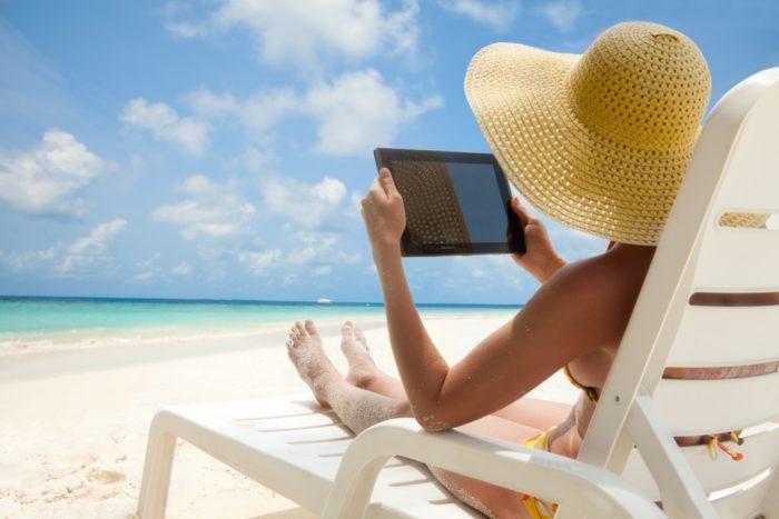 Заработок в отпуск