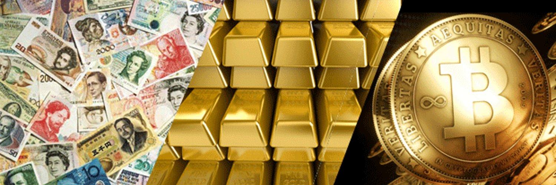 Биткойн претендует на роль золота