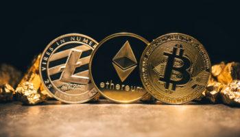 Ethereum цена и курс Litecoin