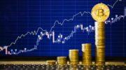 Биткойн впервые превысил 38000 долларов, подняв рыночную стоимость криптовалюты выше 1 триллиона долларов