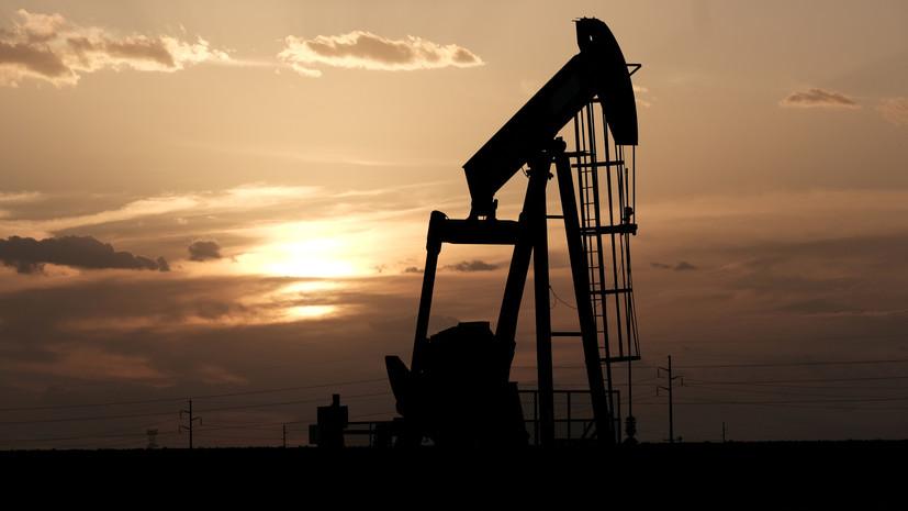 нефть растет в цене