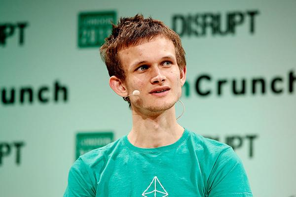 Виталик Бутерин создатель Ethereum.