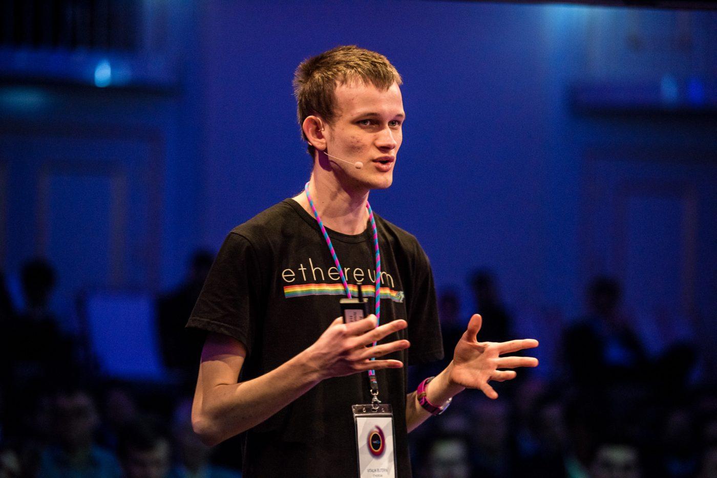 ВиталикБутерин создатель Ethereum