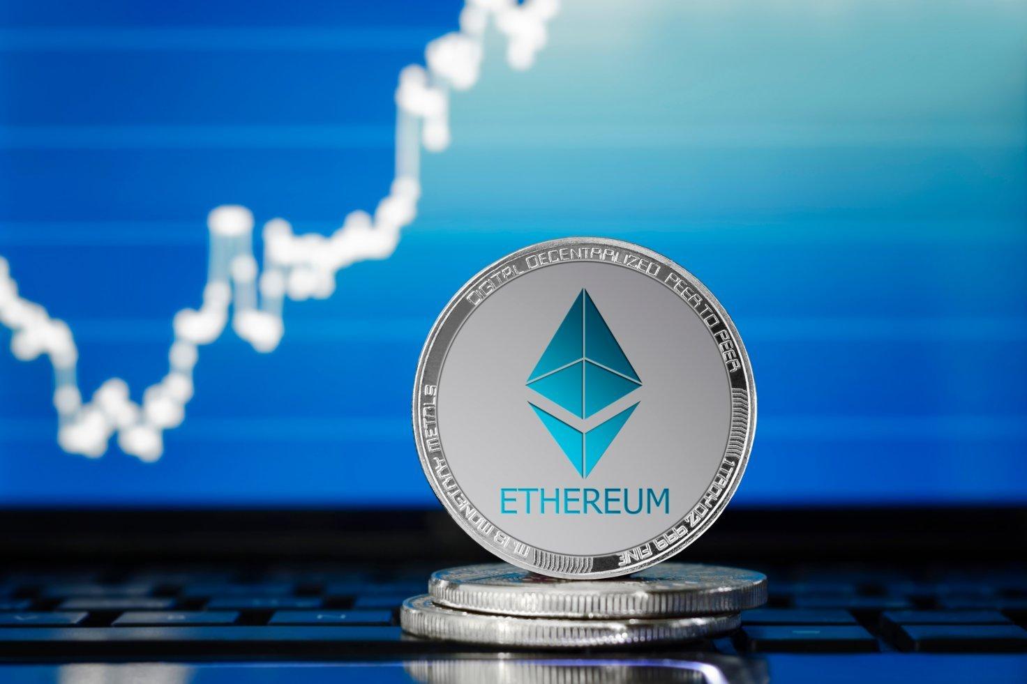 Криптовалюта Ethereum бьет новый рекорд